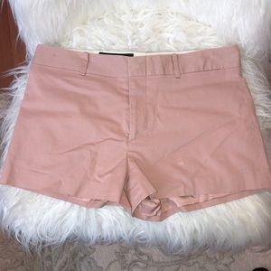 Gucci pink nude shorts